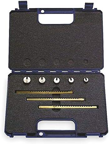 I Broach Style #1 Set Type Hassay Savage Keyway Broach Set Number Of Keyway Combinations: 15-15315