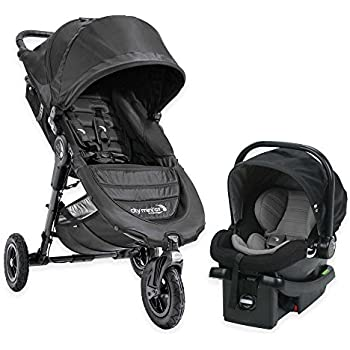 Baby Jogger 2016 City Mini GT Travel System in Black