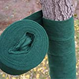 20M Tree Protector Wraps, Winter-proof Guard Plants Bandage for Warm Keeping and Moisturizing