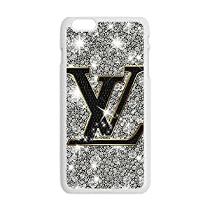 Cool-Benz Shiny famous logo LV Phone case for iPhone 6 plus