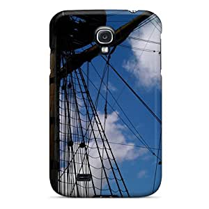 Hot Style YXm30499CpCi Protective Cases Covers For Galaxys4(top Rigging)