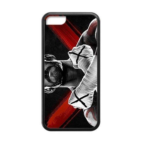 Funda protectora para iphone 5 blanco PC Carcasa trasera ...