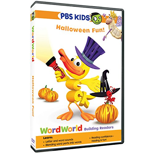 Wordworld: Halloween Fun -