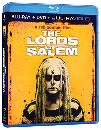 Blu-ray : The Lords of Salem (With DVD, Ultraviolet Digital Copy, 2 Pack, 2 Disc)