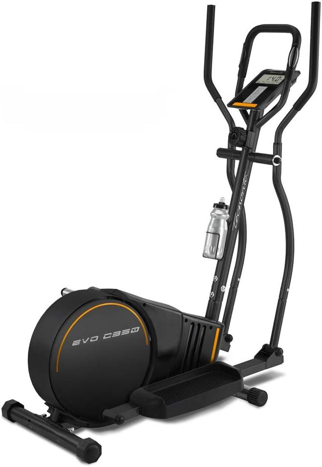 BH Fitness EVO - C950 VELBOS - Bicicleta Elíptica, Adultos Unisex, Negro, Talla Única - Edición Exclusiva