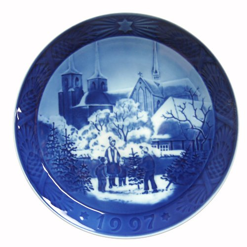 ' Parallel import goods ' Years plate 1997 Roskilde -