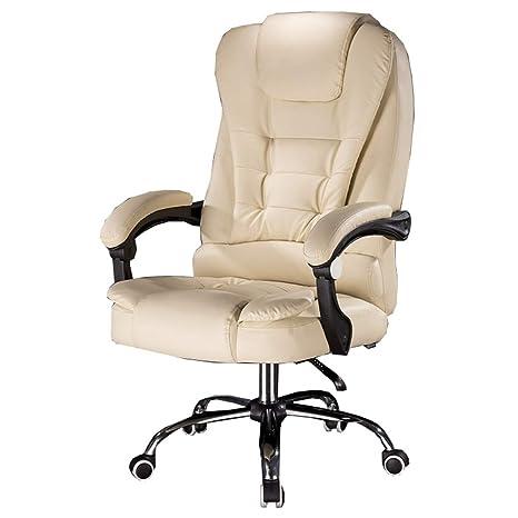 Amazon.com: JIAYUAN Office Chair Executive Swivel Computer ...