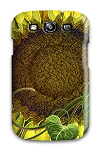 Karin Lindberg Lewis's Shop 7911500K37989738 New Premium Case Cover For Galaxy S3/ Flower Protective Case Cover
