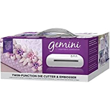 Gemini by Crafter's Companion Die Cutting and Embossing Machine Bundle