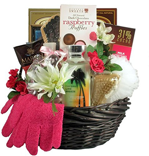 Relaxation Spa Gift Basket for Women