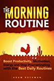 Free eBook - The Morning Routine