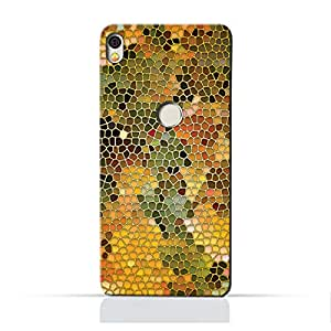 AMC Design Alcatel 5080X/Shine LiteTPU Silicone Protective Case with Stained Art Glass Pattern
