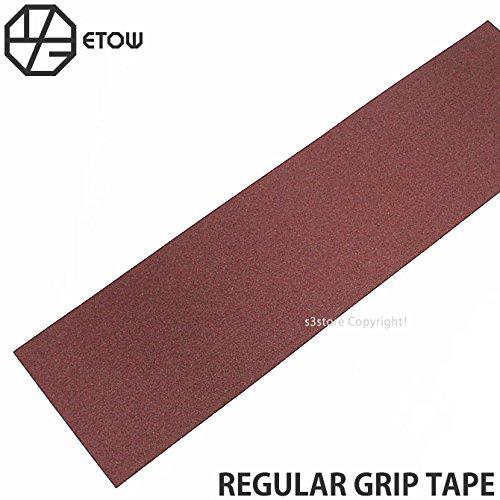 ETOW REGULAR GRIP TAPE エトヲ レギュラー グリップテープ 9inx33in / 3カラー