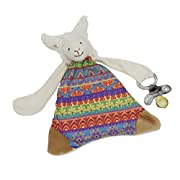 Maison Chic Llucky The Llama Pacifier Blankie