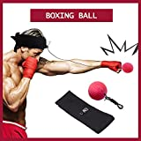Reflex Speed Boxing Ball Fight Ball with Headband