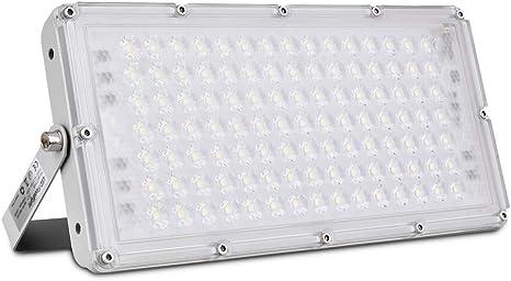 10X 100W IP66 LED Flood Light Cool Super Bright Garden Workshop Outdoor Lamp US