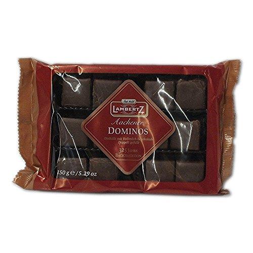 Lambertz Aachener Dominos, Milk Chocolate 150g