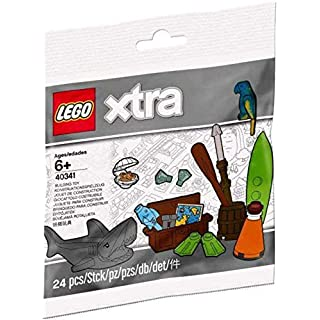 LEGO at The Beach Activities Accessories polybag (Extra) 40341