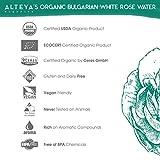 Alteya Organics Bulgarian White Rose Water