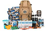 Premium Family Emergency Survival Bag/Kit - Be Equipped with 72 Hours of Disaster Preparedness Supplies for 4 People