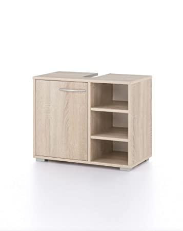 waschtischunterschrank holz stehend. Black Bedroom Furniture Sets. Home Design Ideas