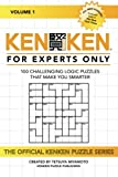 KenKen: For Experts Only: 100 Challenging Logic Puzzles That Make You Smarter