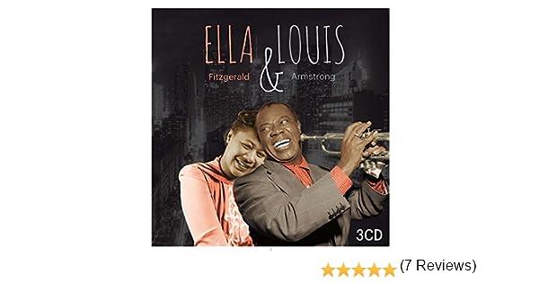 Ella and Louis: Ella Fitzgerald, Armstrong: Amazon.es: Música