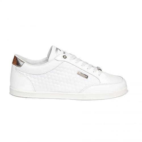Cruyff - Zapatillas de Caucho para Hombre Negro Negro, Color Negro, Talla 41 EU: Amazon.es: Zapatos y complementos
