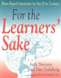 For the Learners' Sake, Judy Stevens and Dee Goldberg, 1569761213