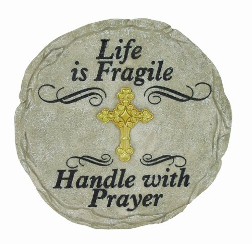 Spoontiques Life is Fragile Stepping Stone For Sale