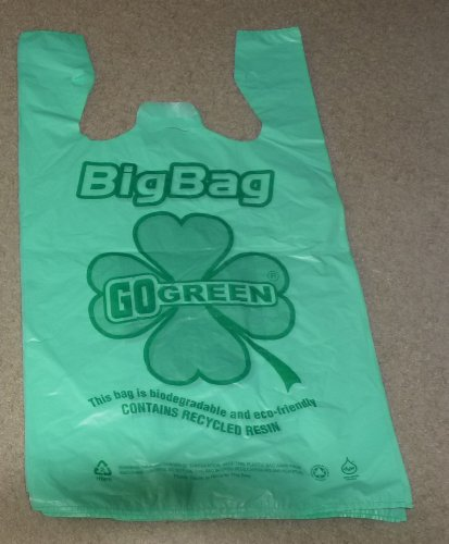 Green Bags Recyclable - 1