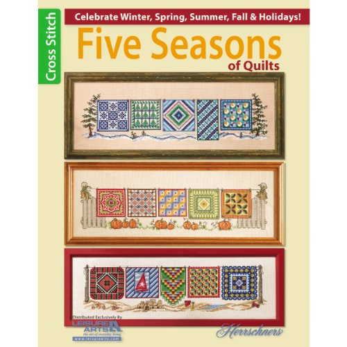 counted cross stitch kits quilt - 6