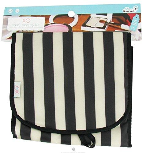 xo(eco) Beauty Kit, Black/Cream - Clothing Store Liv