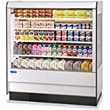 Federal Industries RSSD-878SC Specialty Display High Profile Self-Serve Refriger