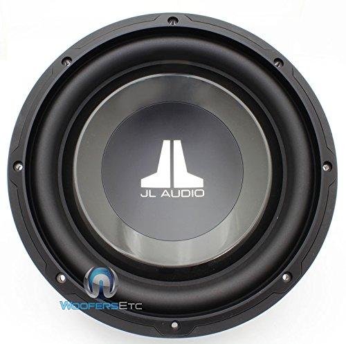 """JL Audio 10W1v3-2 300W 10"""" W1v3 Series Single 2 ohm Subwoofer"""