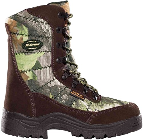 "LaCrosse Women's Silencer 8"" Hunting Boots,Multicoloured,6 M"