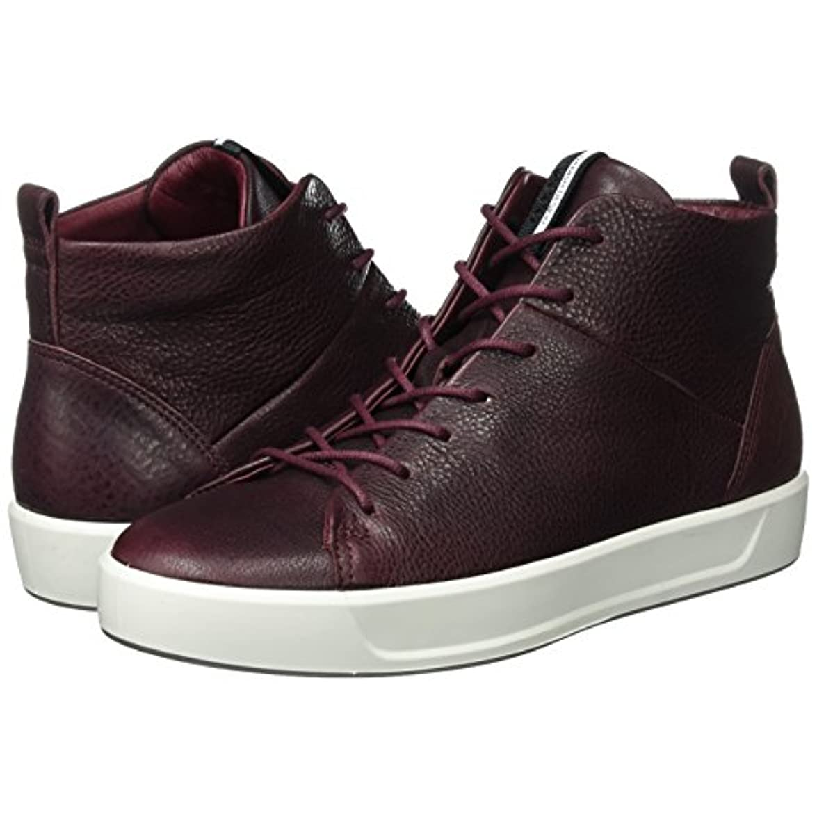Ecco Soft 8 Ladies Sneaker A Collo Alto Donna