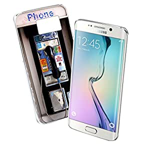 Pay Phone Booth - Samsung Galaxy S6 Clear Cover Case