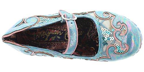 Irregular Choice High Heels Siren of The Sea 4373-02A Blue Blue