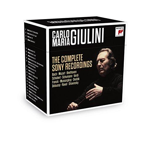 Giulini: The Complete Sony Recordings
