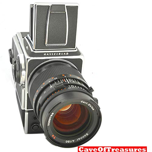 - Mint Hasselblad 555ELD ISO 3200 Camera,150mm CF Lens, A12 Magazine