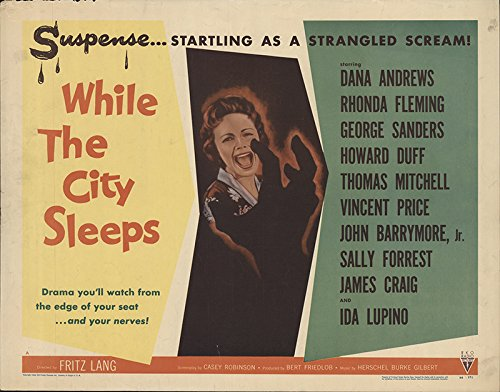 while the city sleeps 1956 online