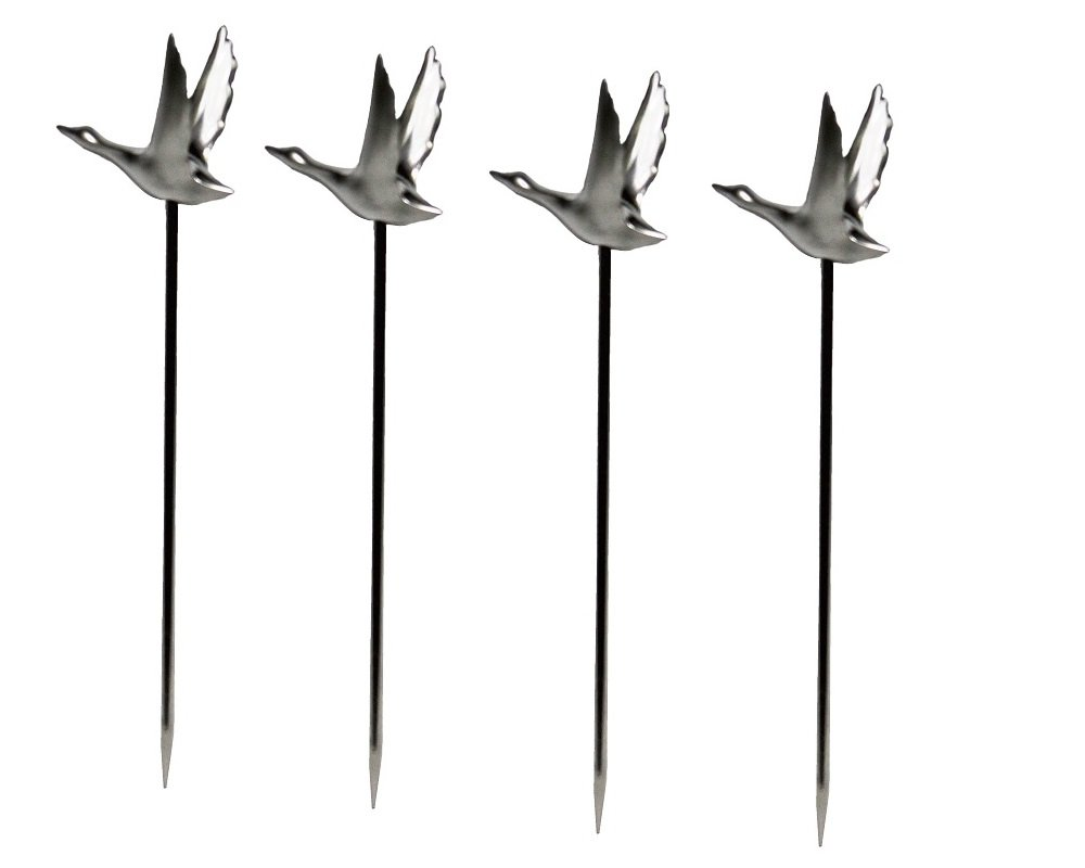 Grey Goose Vodka Olive Picks Set of 4