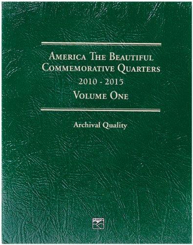 Littleton America The Beautiful Commemorative Quarter Folder-2010-2015 - Commemorative Statehood Quarters