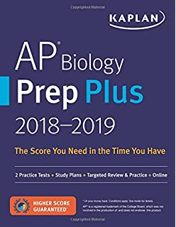 Amazon barrons ap biology with cd rom 5th edition ap biology prep plus 2018 2019 2 practice tests study plans targeted fandeluxe Choice Image