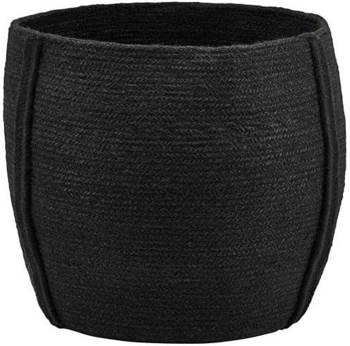 Black 40 x 40 cm House Doctor Basket Drum