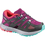 Salomon 2014/15 Youth XR Mission Trail Running Shoe - L36896300 (Mystic Purple/Black/Papaya - 6) Size 6 Big Kid M