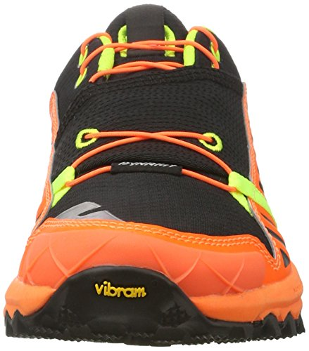 DYNAFIT Alpine PRO, Scarpe da Trail Running Uomo Multicolore (Fluo Orange/Fluo Yellow)