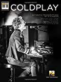 img - for Coldplay: Note-for-Note Keyboard Transcriptions book / textbook / text book