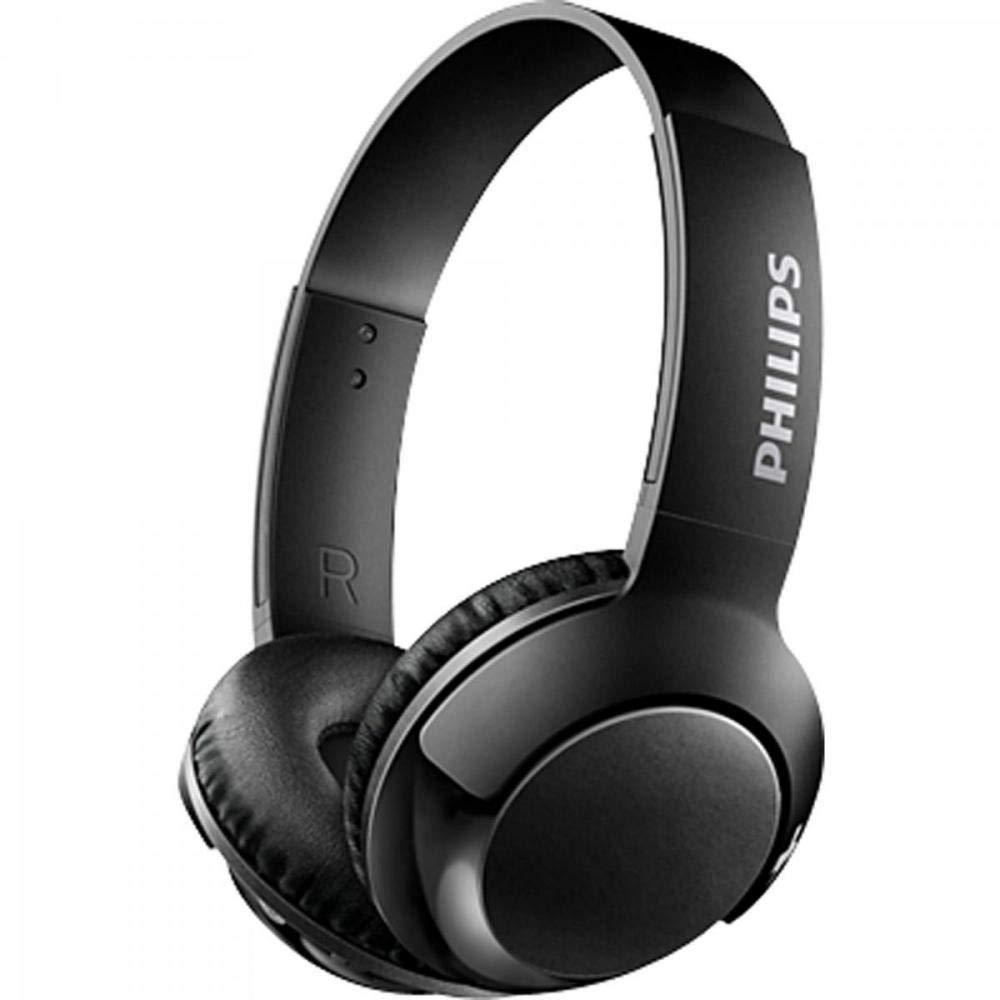 PHILIPS Bass+ Bluetooth対応ワイヤレスヘッドホン SHB3075